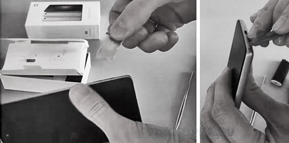 Как поменять шлейф кнопок на Xiaomi Redmi