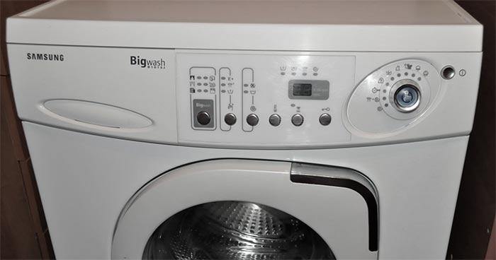 Не работает кнопка Пуск стиральной машины