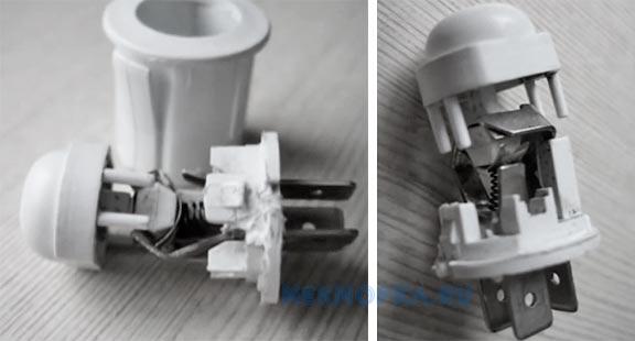Почему ломается кнопка электроподжига плиты