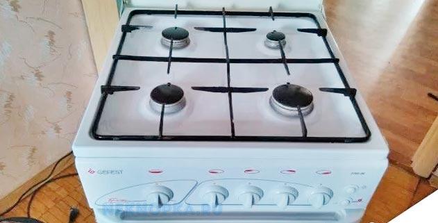Что делать если не работает кнопка электроподжига плиты