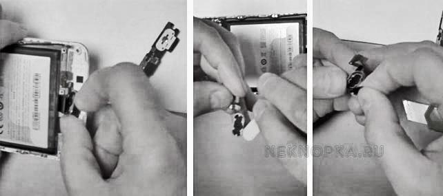 Что можно сделать если сломалась кнопка домой на Meizu