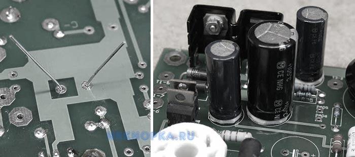 Замена конденсаторов телевизора если не работают кнопки на корпусе