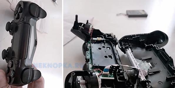 Инструкция как починить залипающие кнопки джойстика PS4