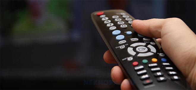 снять блокировку телевизора LG с пульта