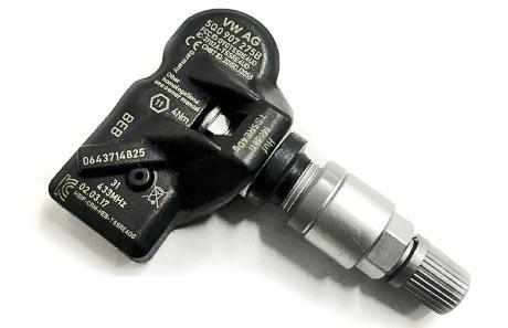 Устройство датчика давления в шинах прямого измерения