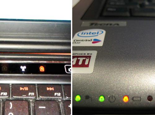 Почему мигает индикатор аккумулятора на ноутбуке